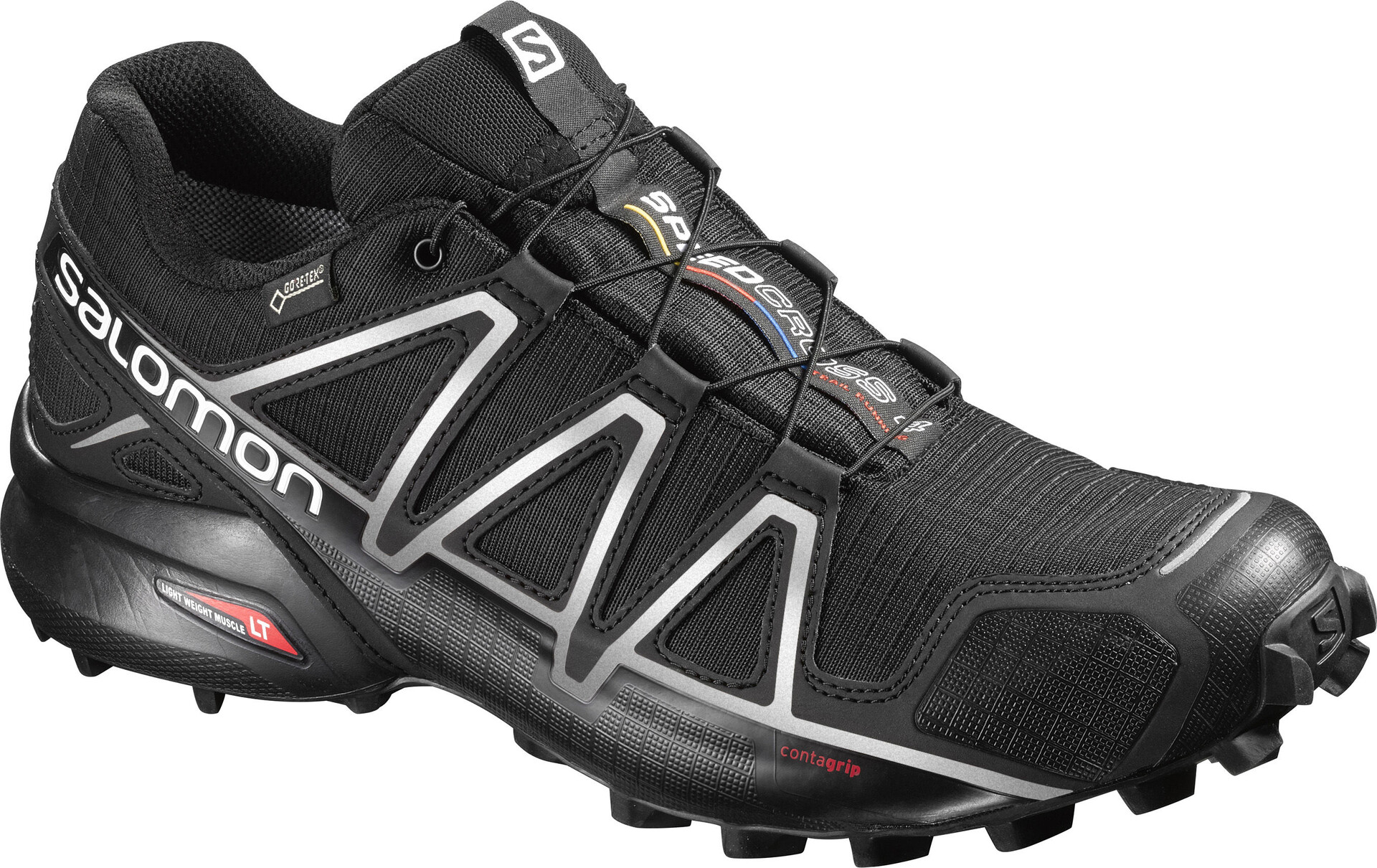 b885890d3d318 ... closeout salomon speedcross 4 gtx zapatillas running hombre gris negro  a5df9 89af7